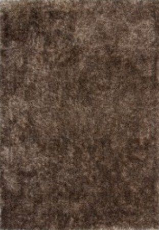 Carpet shaggy Kleio - Brown