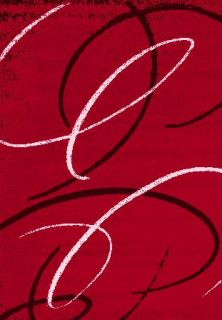 3D carpet Selena - Red
