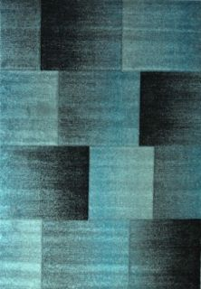 3D carpet Diamond - Turquoise