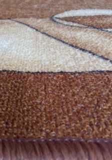 Moket carpet - Brown