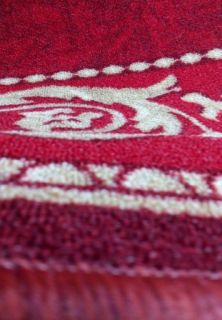 Moket carpet - Red