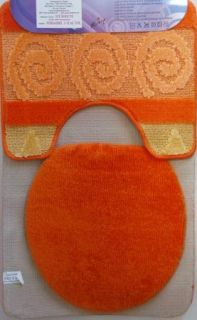 Set for bath-room - Orange