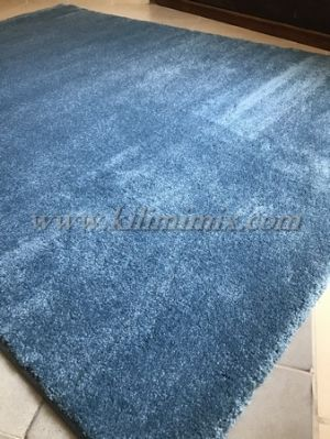 Monochrome carpet - Blue